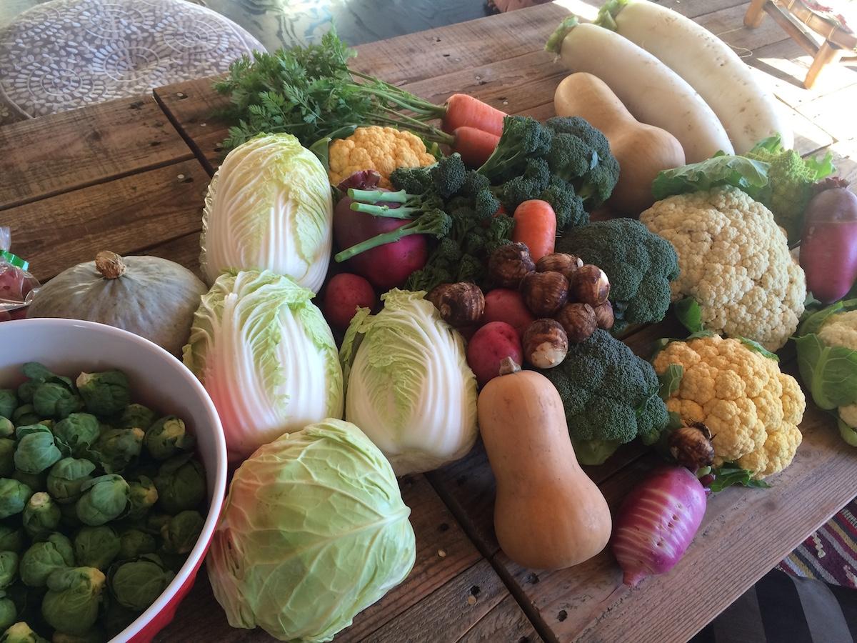 八木農園野菜
